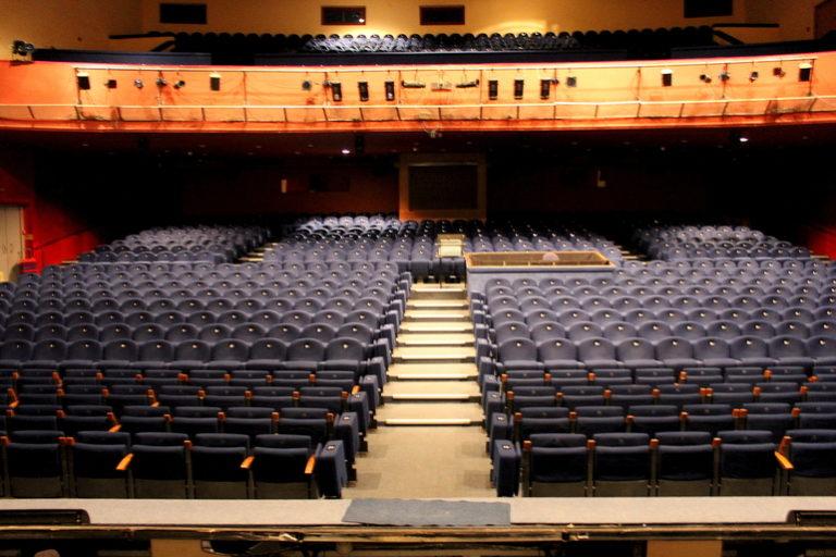 Театр на серпуховской схема зала с местами