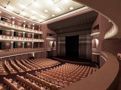 Театр им. Моссовета